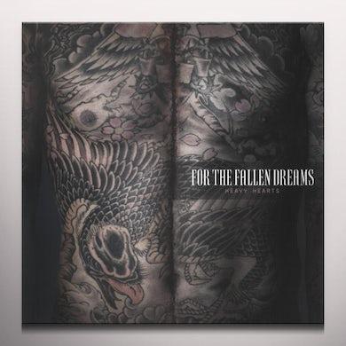 For The Fallen Dreams HEAVY HEARTS Vinyl Record