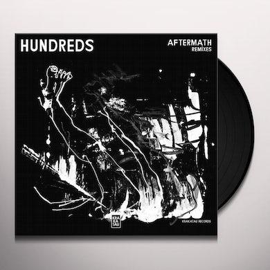 Hundreds AFTERMATH REMIXES Vinyl Record