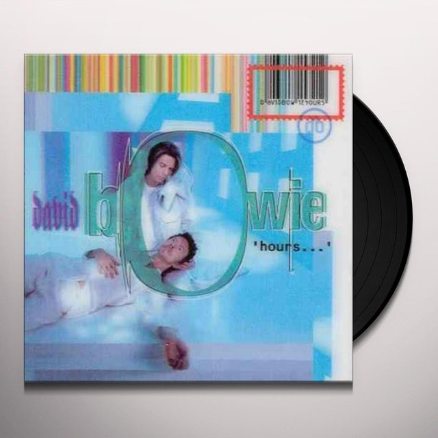 David Bowie HOURS Vinyl Record - Limited Edition, 180 Gram Pressing