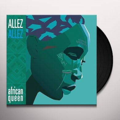 Allez Allez AFRICAN QUEEN Vinyl Record