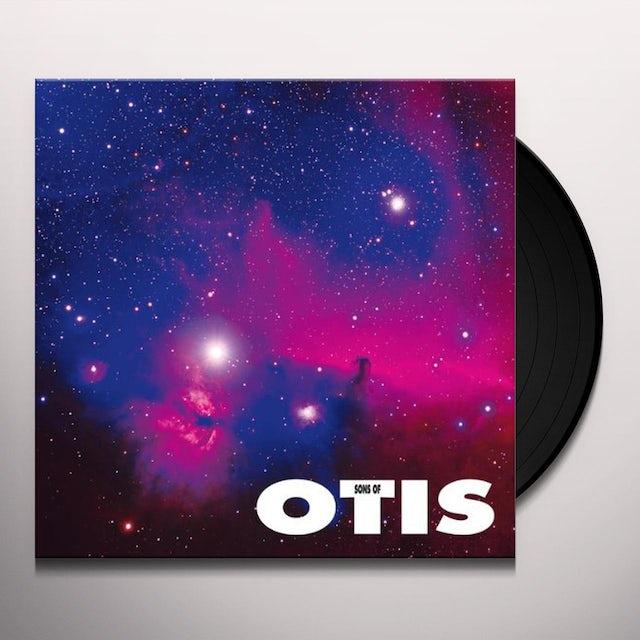 Sons Of Otis SPACEJUMBOFUDGE Vinyl Record - Reissue