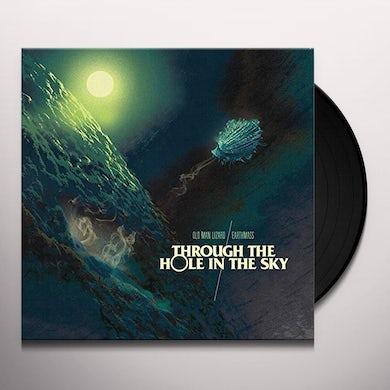 EARTHMASS / OLD MAN LIZARD THROUGH THE HOLE IN THE SKY Vinyl Record