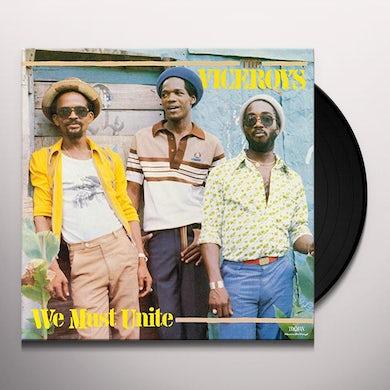 WE MUST UNITE Vinyl Record