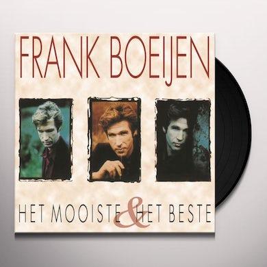Frank Boeijen HET MOOISTE & HET BESTE Vinyl Record