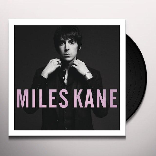Miles Kane COLOUR OF THE TRAP Vinyl Record
