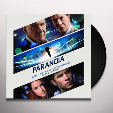 Junkie XL PARANOIA / Original Soundtrack Vinyl Record