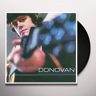 Donovan WHAT'S BIN DID & WHAT'S BIN HID Vinyl Record