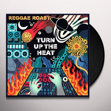 TURN UP THE HEAT Vinyl Record