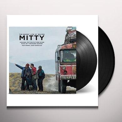 SECRET LIFE OF WALTER MITTY / Original Soundtrack Vinyl Record