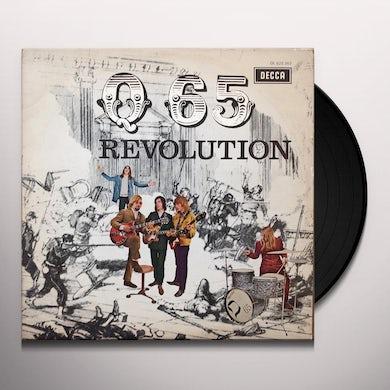 Q65 REVOLUTION (LIMITED GOLD VINYL/180G/INSERTNUMBERED/IMPORT) Vinyl Record
