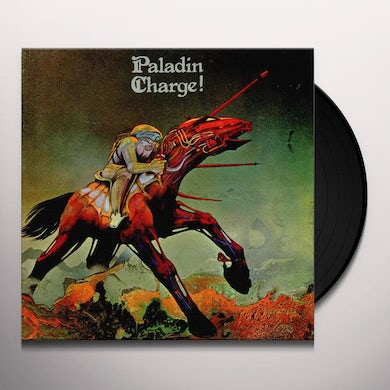 Paladin CHARGE Vinyl Record