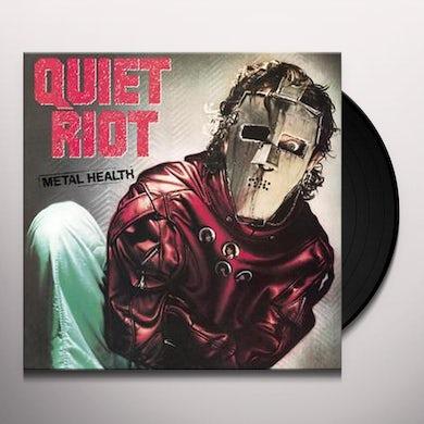 Quiet Riot METAL HEALTH Vinyl Record