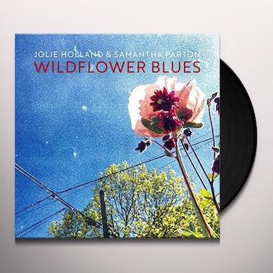 Jolie Holland / Samantha Parton WILDFLOWER BLUES Vinyl Record