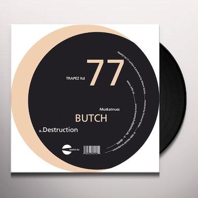 Butch MUSKATNUSS Vinyl Record