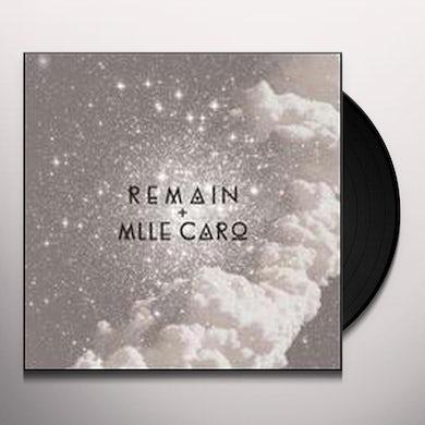 Remain / Mlle Caro HEAT / ROGUE (EP) Vinyl Record