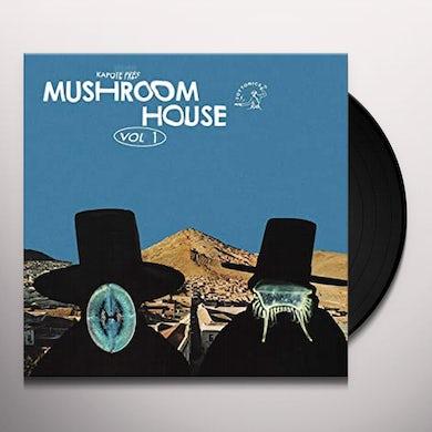 KAPOTE PRES MUSHROOM HOUSE 1 / VARIOUS Vinyl Record