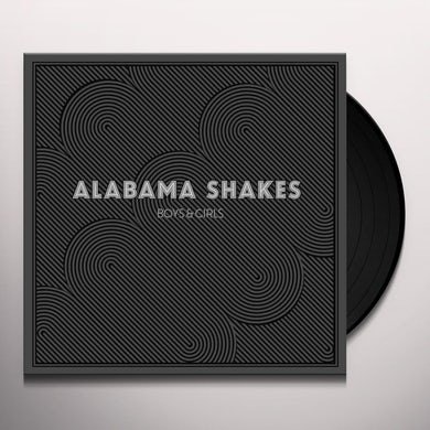 Alabama Shakes Boys & Girls (Platinum Edition)(LP)(Pink/Blue) Vinyl Record