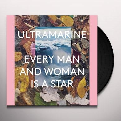 Ultramarine EVERY MAN & WOMAN IS A STAR Vinyl Record