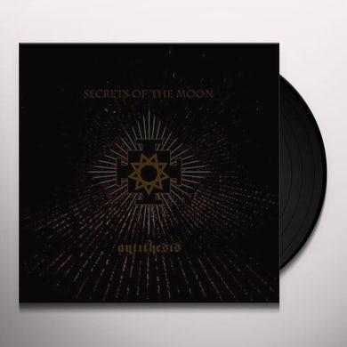 Secrets Of The Moon ANTITHESIS Vinyl Record