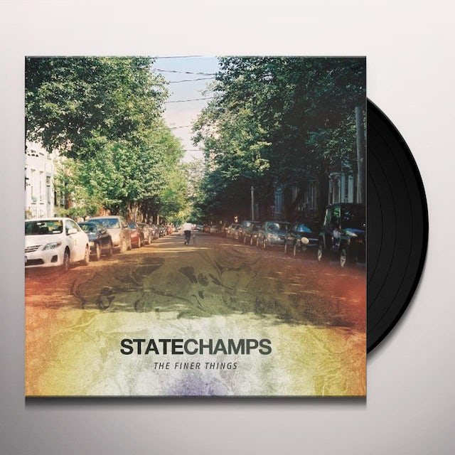 State Champs FINER THINGS Vinyl Record