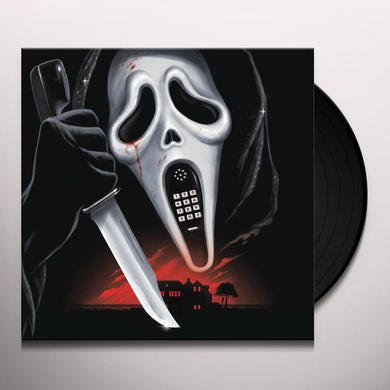 Scream / Scream 2 (LP)(Red) Vinyl Record