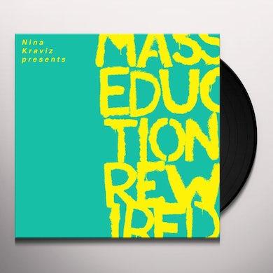 St. Vincent NINA KRAVIZ PRESENTS MASSEDUCTION REWIRED Vinyl Record