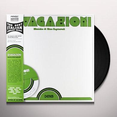 Nino Rapicavoli DIVAGAZIONI Vinyl Record