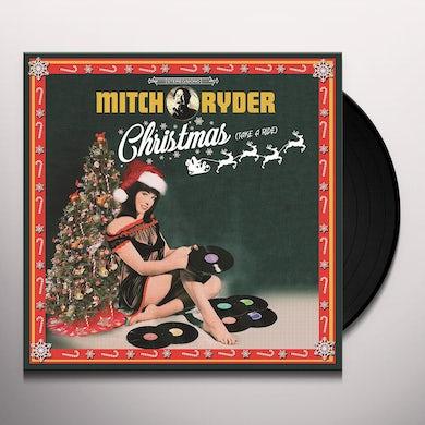 Mitch Ryder Christmas (Take A Ride) Vinyl Record
