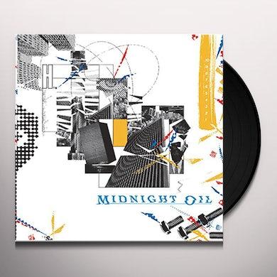 Midnight Oil 10 9 8 7 6 5 4 3 2 1 Vinyl Record