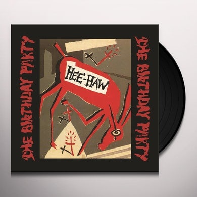 The Birthday Party HEE-HAW Vinyl Record