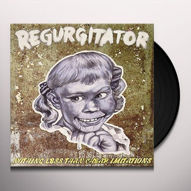 Regurgitator NOTHING LESS THAN CHEAP IMITATIONS: LIVE AT HIFI Vinyl Record