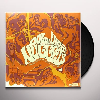 Down Under Nuggets: Original Australian Artyfacts Vinyl Record