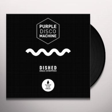 Purple Disco Machine DISHED (MALE STRIPPER) (REMIXED) Vinyl Record