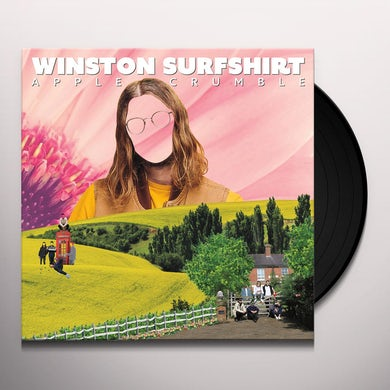 Winston Surfshirt APPLE CRUMBLE Vinyl Record