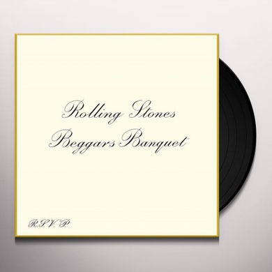 """The Rolling Stones Beggars Banquet (50th Anniversary Edition)(2 LP + 7"""" Fle Vinyl Record"""