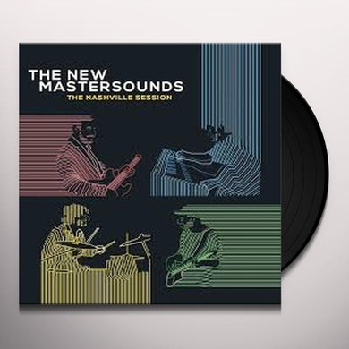 The New Mastersounds NASHVILLE SESSION Vinyl Record