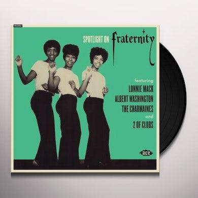 Spotlight On Fraternity / Various Vinyl Record