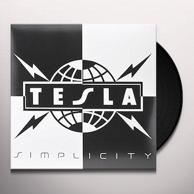 Tesla SIMPLICITY (LP) Vinyl Record