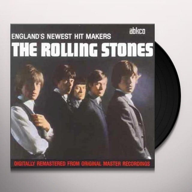 The Rolling Stones ENGLAND'S NEWEST HIT MAKERS Vinyl Record