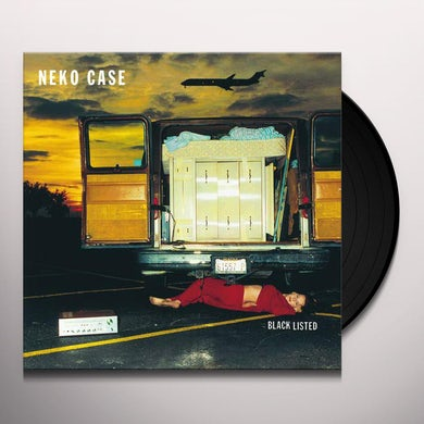 Blacklisted Vinyl Record