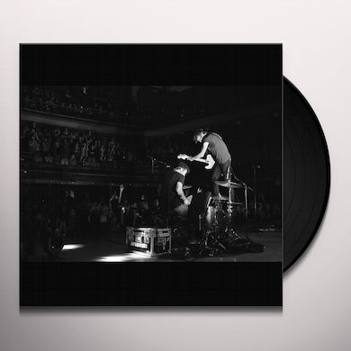 Japandroids MASSEY FUCKING HALL Vinyl Record