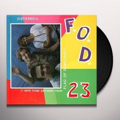 Flag Of Democracy (Fod) 23 Vinyl Record