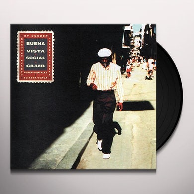 BUENA VISTA SOCIAL CLUB Vinyl Record