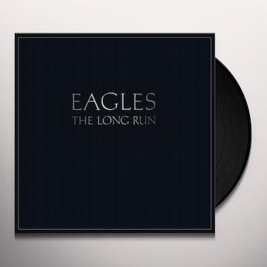 Eagles  LONG RUN Vinyl Record
