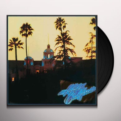 Eagles  Hotel California Vinyl Record
