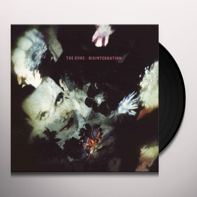 The Cure DISINTEGRATION Vinyl Record