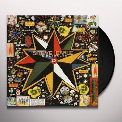 Steve Earle & The Dukes Sidetracks Vinyl Record