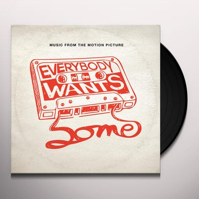 EVERYBODY WANTS SOME / O.S.T. EVERYBODY WANTS SOME / Original Soundtrack Vinyl Record