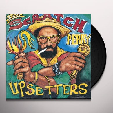 Lee Scratch Perry / The Upsetters QUEST Vinyl Record
