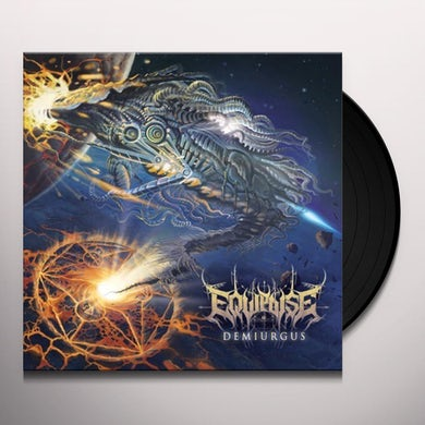 Equipoise DEMIURGUS Vinyl Record